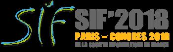 Congrès SIF 2018